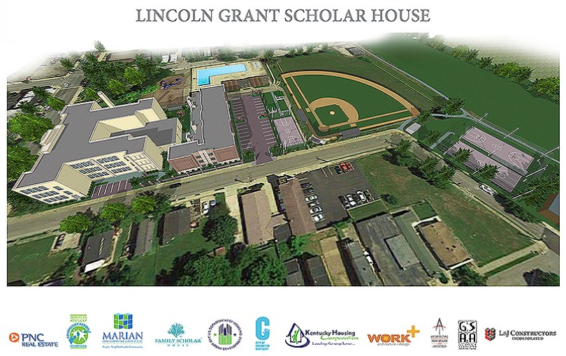 Lincoln Grant School - Image 12